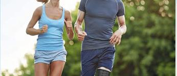 The best running knee brace for men and women.