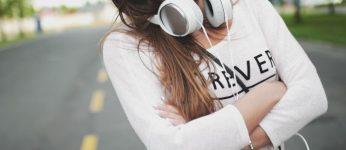 Sweatproof Over Ear Headphones